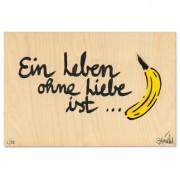 Thomas Baumgärtel – Ein Leben ohne Liebe ist Banane
