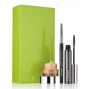 Clinique Life Of The Party Eyes Power Mascara 6ml + KonturĂłwka 1,4 g + Krem pod oczy 5ml