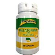 Aldicasa pure melatonin 1mg 60 Capsules