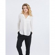 Selected Slfdynella Longsleeve Shirt - Dames