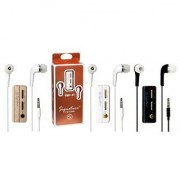 Signature Brand VMB-41 Model High Quality Wireless Bluetooth Headset with call functions for all smartphones