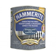 Email pentru metal Hammerite lovitura de ciocan, albastru inchis 2,5 l