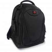 Bolso Morral Swiss Brand Georgia Backpack 2.0-Negro