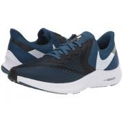 Nike Air Zoom Winflo 6 BlackTopaz MistBlue ForceWhite