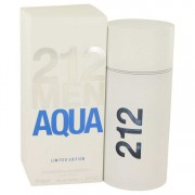 Carolina Herrera 212 Aqua Eau De Toilette Spray 3.4 oz / 100.55 mL Men's Fragrances 538758