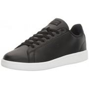 Adidas Cloudfoam Advantage Clean Zapatillas para Hombre, Negro/Negro/Blanco, 8 M US
