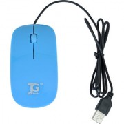 TacGears 6004s Wired Optical Mouse Blue