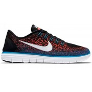 Nike Free Run Distance 2 - scarpe running neutre - uomo - Black/Orange/Blue