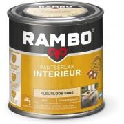 Rambo Pantserlak Interieur Transparant Mat - 750 ml Blank