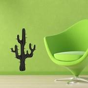 Sticker decorativ de perete Sticky, 260CKY5041, Negru