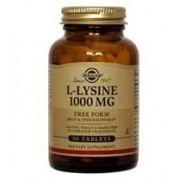 Solgar L-Lysine 1000 mg 50 tabl