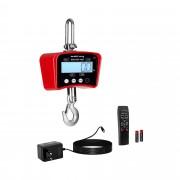 Crane Scales - 1.000 kg / 0.5 kg - red