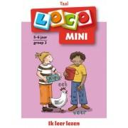 Boosterbox Mini Loco - Ik Leer Lezen (5-6 jaar)