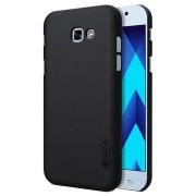 Samsung Galaxy A5 (2017) Nillkin Super Frosted Shield Cover - Zwart