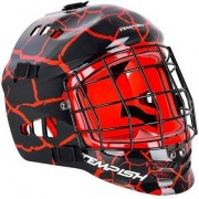 Tempish Hector Color Goalie Mask (Zwart)