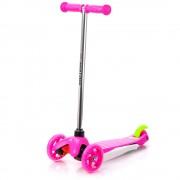 Háromkerekű roller - pink