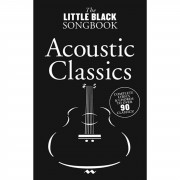 Wise Publications - The Little Black Songbook: Acoustic Classics