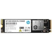 HP EX920 M.2 PCIe 3.1 x4 NVMe 3D TLC NAND 256 GB Laptop Internal Solid State Drive (2YY45AA#ABC)