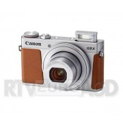 Canon PowerShot G9 X Mark II (srebrny)