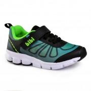 Pantofi Sport Baieti BIBI Icon Baby Verde