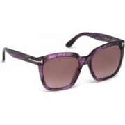 Tom ford Shield Sunglasses(Violet)