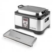 Klarstein tastemaker sous vide, set vacuum cleaner foodlocker + sous vide Garer + pungă (PL-28297-30778)