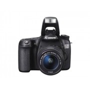 Canon Kit Máquina Fotográfica Reflex EOS 70D 18-55MM IS STM
