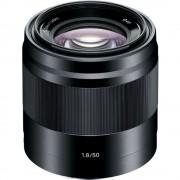 Sony 50mm F1.8 OSS Obiectiv Sony E Negru