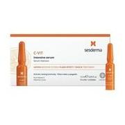 C-vit intensive serum efeito flash 1.5ml x 10ampolas - Sesderma