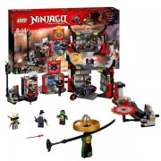 Lobbes LEGO Ninjago 70640 S.O.G. Hoofdkwartier