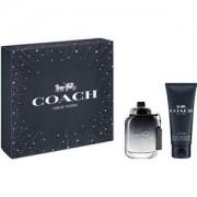 Coach Profumi da uomo For Men Gift Set Eau de Toilette Spray 60 ml + All Over Shower Gel 100 ml 1 Stk.