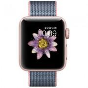 Apple Smartwatch Watch 2 koperta 38mm (różowe złoto/jasnoróżowy/nocny błękit)