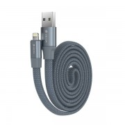 Devia Kabel Lightning pro iPhone a iPad - Devia, Ring Grey
