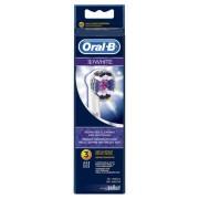 Oral B 3D White Borsthuvud 3 st