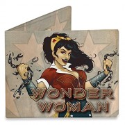 Dynomighty Design DC Bombshells Wonder Woman Mighty Wallet