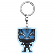 Pop! Keychain Llavero Pocket Pop! Erik Killmonger - Black Panther