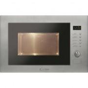 Cuptor cu microunde incorporabil Candy MIC25GDFX, 25 l, 900 W, Grill, Inox