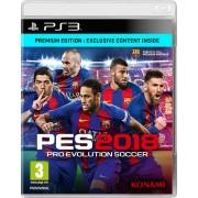 PES 2018 Pro Evolution Soccer PS3