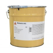 Rasina poliuretanica Sikalastic 641 RAL9016 21,15 kg pentru hidroizolare acoperis