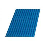 NTR CAS01BL Csúszásmentes alátét (9x14cm) - kék