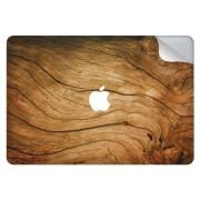 Hout design sticker voor de MacBook Air 13.3 inch