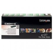 Lexmark E360H11E Original Toner Cartridge Black