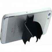 Silicon Batman Design Phone Grip Expanding Grips and Stands for Phones Tablets and Cases Mobile Holder (Random Color)