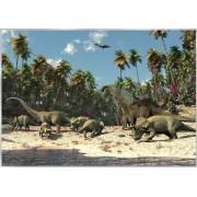 Fototapeta na flizelinie Dinozaury XXXL