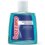 Pós-Barba Bozzano Água Nova Night Blue 100 ml