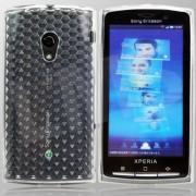 Sony Ericsson Гел Калъф за Sony Ericsson XPERIA X10 + Протектор