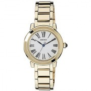 Seiko Analog White Dial Womens Watch - Srz450P1