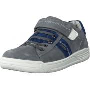 Superfit Earth Gtx Lightgrey/blue, Skor, Sneakers och Träningsskor, Låga sneakers, Grå, Barn, 34