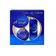 Ulric De Varens Cofanetto donna - Varens d'Orient Saphir eau de parfum 50 ml + deodorante spray
