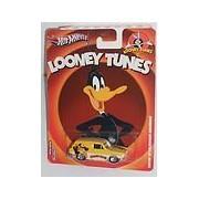 Hot Wheels Looney Tunes Custom 69 Volkswagen Squareback-Daffy Duck